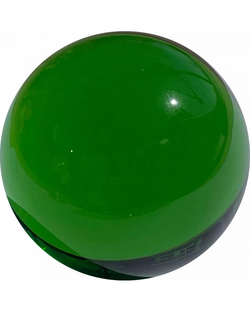 1 Mammoth Green Lens Glass Marble 50 mm HQ