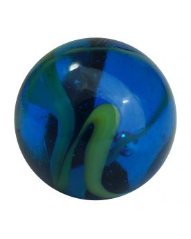 1 Whale Abysse Glass Marble 42 mm